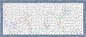 5. Thésée-Activité - Labyrinthe 1